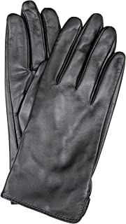 Dents Classic Full Grain Women's Leather Gloves With Fine Fleece Lining
