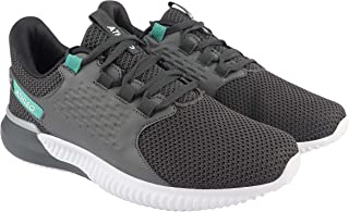 ATHLEO by Action Men Lace Up Synthetic Fabric EVA Sole Outdoor Sports Shoes