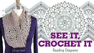 Stitch Works Software | Crochet diagram, Crochet techniques ... | 218x384