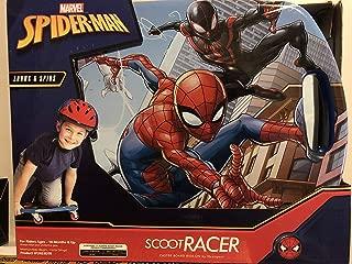 Nextsports Marvel Spider-Man Scoot Racer
