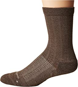 Texture Cushion Crew Sock