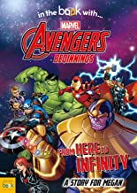 Personalized Marvel Books- Your Child is The Star Throughout The Book. Choose Your Favorite Story from Thor, Black Panther, Guardians, Avengers, Spiderman (Avengers Beginnings from Here to Infinity)