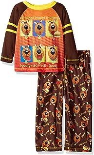 Boys 2-pc Pajama Set, Long Sleeve Top with Pant