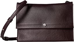 Accordion Crossbody Luxe Grain SS