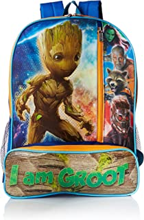 Boys' Groot Guardians of the Galaxy Backpack, Blue