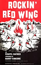 Rockin' Red Wing (For Mixed Voices SATB with Piano Accompaniment)