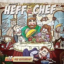 Das Restaurant: Heff der Chef 15