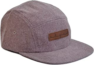 leather 5 panel hat wholesale