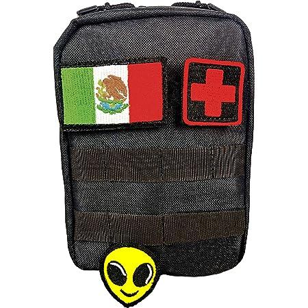 Jemma EMT Pouch MOLLE Kit de primeros auxilios m/édicos para emergencias de primera respuesta IFAK