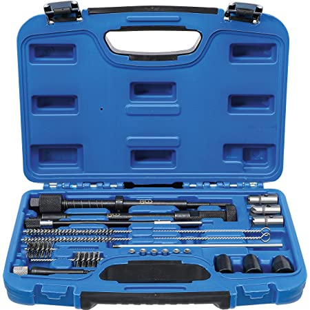 Cclife Common Rail Injector Tester Rücklaufmengen Prüfgerät Prüfer Cdi Injektoren Mit Neu Adapter Auto