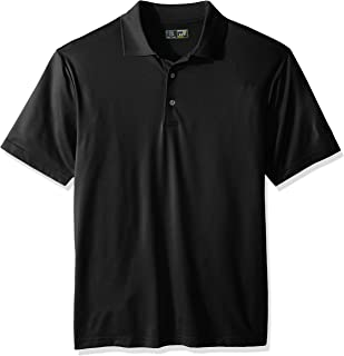 Men's Short Sleeve Motionflux 360 Textured Solid Polo