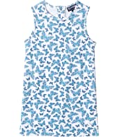 Vilebrequin Kids - Butterflies Terry Dress (Toddler/Little Kids/Big Kids)