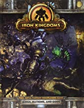 Best iron kingdoms gods nations kings Reviews
