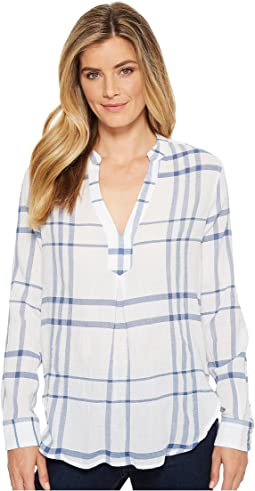 Pop-Over Long Shirt