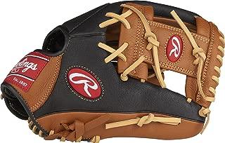 Rawlings Prodigy Youth Baseball Glove, Regular, Pro I Web, 11-1/2 Inch