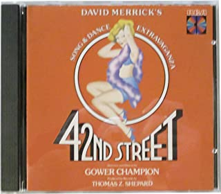 David Merrick's Song & Dance Extravaganza 42nd Street [Cd]