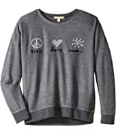 C&C California Kids Drop Shoulder Sweatshirt (Little Kids/Big Kids)