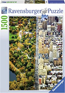 Ravensburger Divided Town 1500pc Puzzle