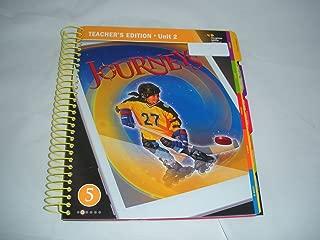 Journeys Teacher's Edition Unit 2 Grade 5
