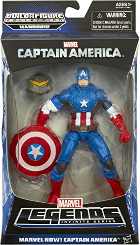 Marvel Legends Infinite Series - Marvel Now  15 cm Captain America Figure