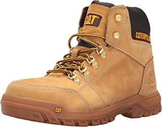Caterpillar Men's Outline Steel Toe Work Boot