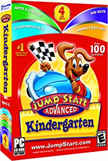 Jumpstart Advanced Kindergarten