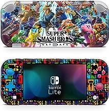 Super Smash Bros. Ultimate SSBU SSB5 Game Skin for Nintendo Switch Lite Console 100% Satisfaction Guarantee