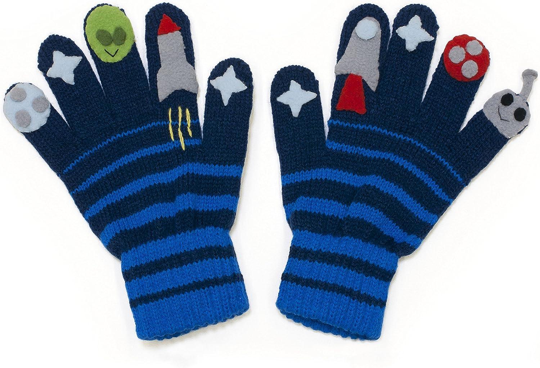 Kidorable boys Space Hero Gloves