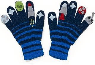 Kidorable Boys' Little Space Hero Gloves