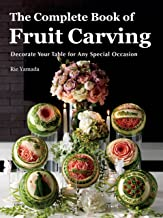 Best vegetable carving books Reviews