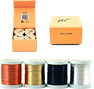 Best wrapping wire for jewelry Reviews