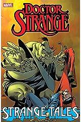 Doctor Strange: Strange Tales (Strange Tales (1987-1988)) Kindle Edition