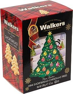 Walkers Shortbread Christmas Tree 3d Carton, 5.3 Ounce