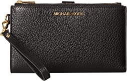 68334d75f746 Michael kors collection miranda zip clutch black | Shipped Free at ...
