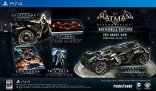 Batman: Arkham Knight Batmobile Edition - PlayStation 4