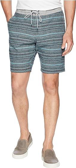 VISSLA Sofa Surfer Station Fleece Shorts