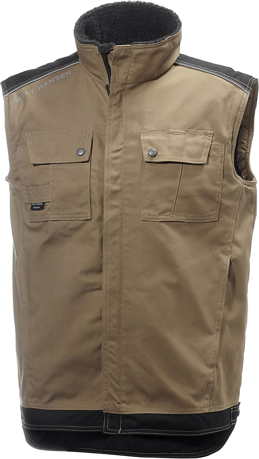 Helly Hansen Workwear Men's Chelsea Lined Big and Tall Vest