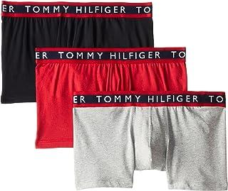 Tommy Hilfiger Men's Underwear 3 Pack Cotton Stretch Trunks