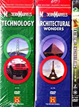 Extreme Engineering : Widening the Panama Canal , Boston's Big Dig ,Building Hong Kong's Airport ,Tunneling Under the Alps ,Iceland Tunnels ,Container Ships ,Oakland Bay Bridge ,Venice Flood Gates : The History Channel Modern Marvels Collection : The Egyptian Pyramids , The Eiffel Tower , The Empire State Building , The Golden Gate Bridge , The Great Wall Of China , The Hoover Dam , Mount Rushmore , The St. Louis Arch , Candy , James Bond Gadgets , the Manhattan Project , Monster Trucks , More Engineering Disasters , Sugar , the World's Longest Bridge , Walt Disney World : 18 Disc Collection