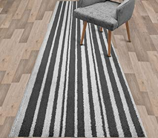 Amazon Com Striped Runners Area Rugs Runners Pads Home