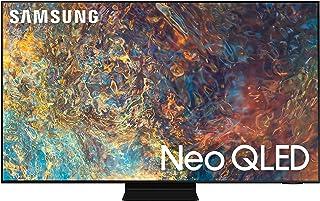 Samsung 55 Inches QN90A Neo QLED 4K Smart TV (2021), Silver, QA55QN90AAUXZN