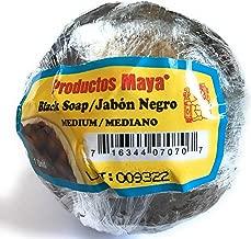 Black Soap/ Jabon Negro/ Jabon De Cuche Made In El Salvador