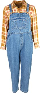 girls plus size overalls