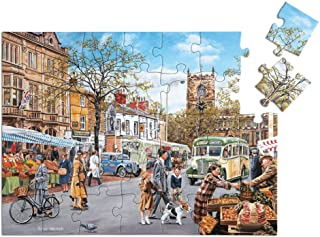 Relish 35 Piece Autumn Market Dementia Jigsaw Puzzle - Puzzles for People with Alzheimer's & Dementia