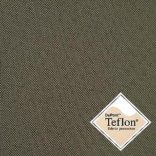 8,49€/m Breaker Teflon - khaki-oliv - winddichter, wasserabweisender, beschichteter Stoff - Polyester - Segeltuch - Farbe: khaki-oliv - Meterware