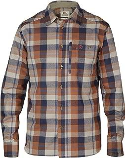 Fjallraven - Men's Fjallglim Shirt Large Plaid