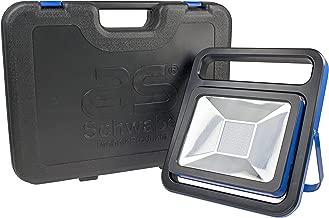 as - Schwabe 46903 - Proyector LED con batería y maletín, 50 W, IP ...