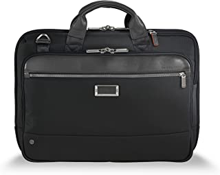 Briggs & Riley @work Slim Briefcase, Black