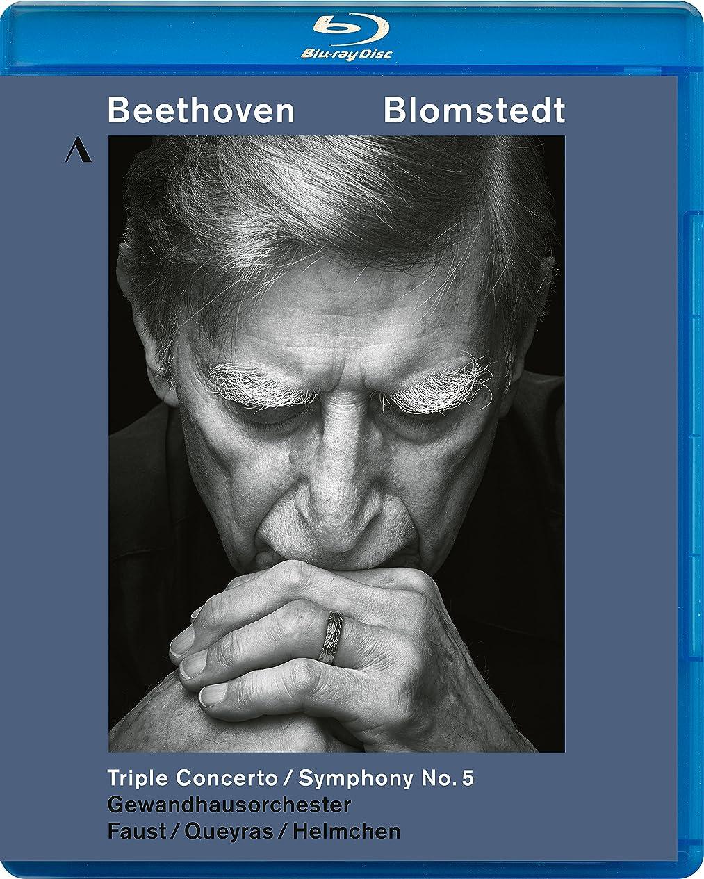 刺す天気直接Beethoven: Triple Concerto & Symphony 5 [Blu-ray]
