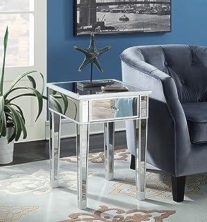 Amazon.com: Glass Living Room Tables